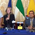 Riconoscimento per Ciro Esposito, medaglia d'oro consegnata a mamma Antonella