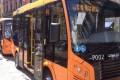 Arrivano i minibus al centro storico di  Napoli