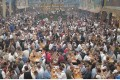 GERMANIA: ALL'OKTOBERFEST SI CANTA 'O SOLE MIO