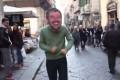 Esperimento sociale - Salvini in giro per Napoli, cosa gli avranno detto i napoletani?  - VIDEO -