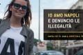 """""""IO AMO NAPOLI"""",Campagna di sensibilizzazione per il senso civico"""