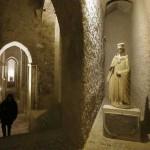 Certosa di San Martino : Finalmente si aprono al pubblico i Sotterranei gotici