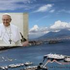 Papa Francesco a Napoli: Passerà per Scampia e pranzerà coi detenuti di Poggioreale