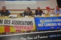 Assemblea Generale delle Lingue Regionali europee, Napoli sara' presente in Francia