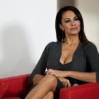 """Maria Grazia Cucinotta: """"Napoli è magica, i napoletani sono geniali in tutto"""""""