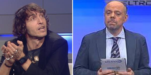 """AUDIO- De Maggio a Cruciani in diretta radio: """"SEI UNA LOTA!"""""""