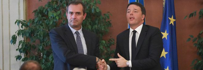 Renzi-De Magistris, patto 629 milioni per Napoli